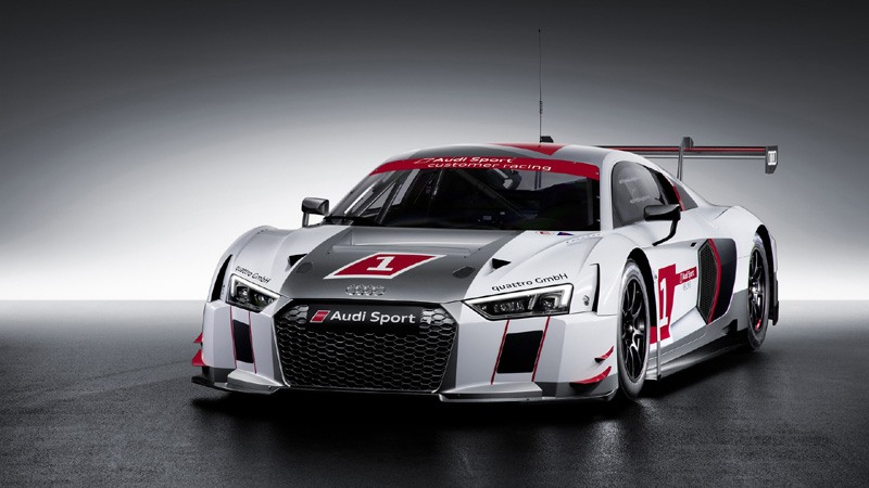 Audi Sport R8 LMS HD Wallpaper