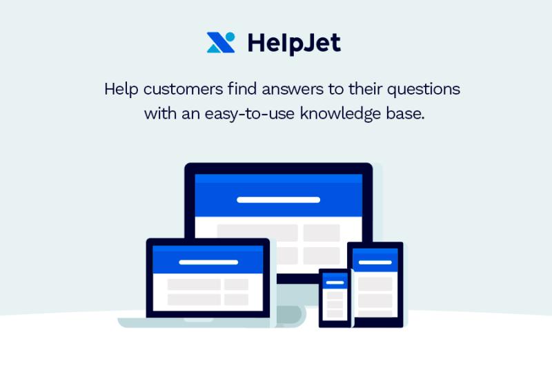 30 HelpJet Knowledge Base Software