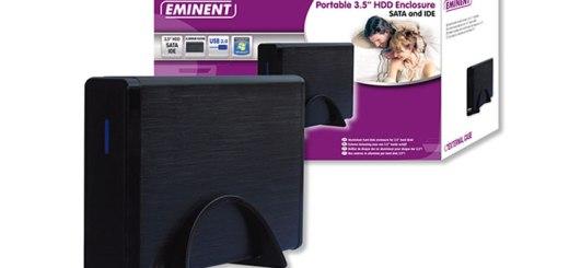 Eminent EM7047: come trasformare un hard disk interno in esterno 3
