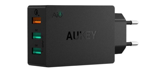 Aukey PA-T14: caricabatterie USB con Quick Charge 3.0 8