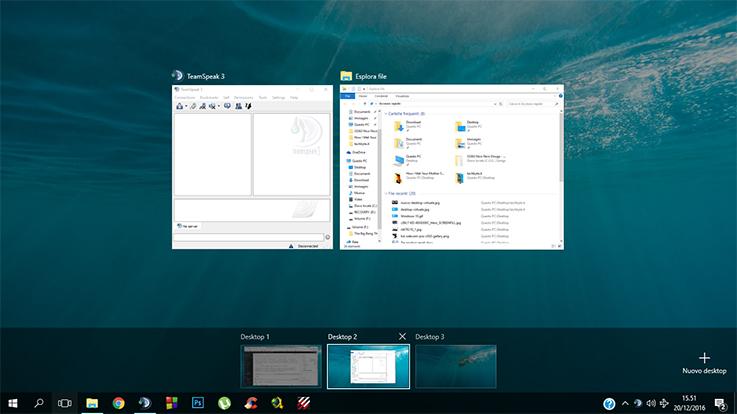 Come creare un desktop virtuale in Windows 10 2