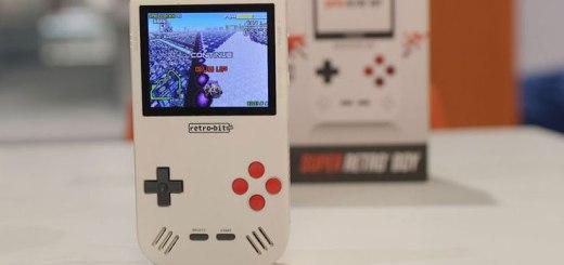 CES 2017: Super Retro Boy, il GameBoy definitivo 2