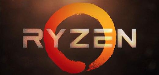 Logo AMD Ryzen