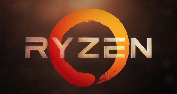 Logo Ryzen