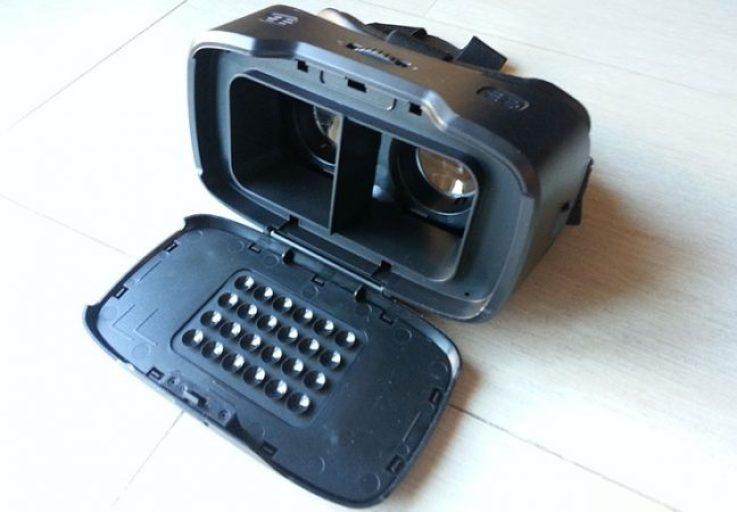 Aukey VR-O3: il visore VR per iniziare 2