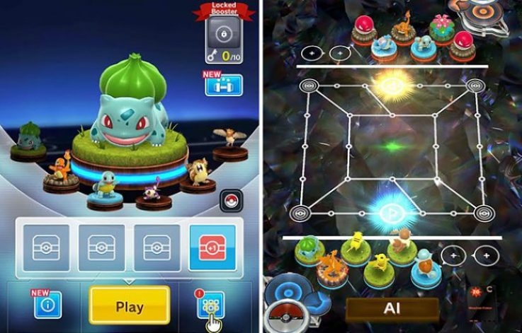 Pokemon Duel, l'alternativa a Pokemon GO 1