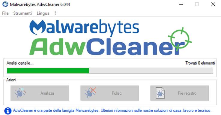 I migliori software gratuiti per eliminare virus e malware 3