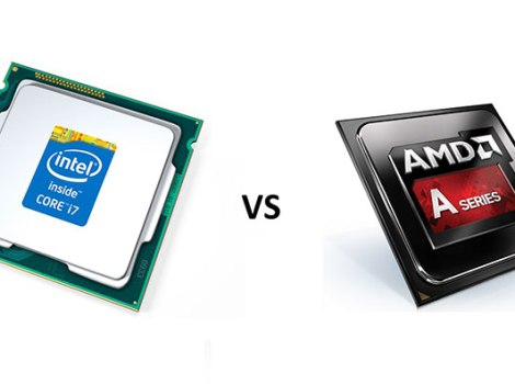 Intel vs. AMD
