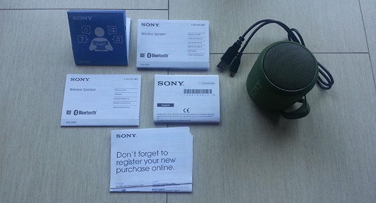 Sony SRS-XB10: speaker compatto e wireless 1