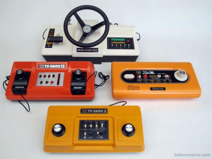 Le console Nintendo dagli anni '70 fino ad oggi 1
