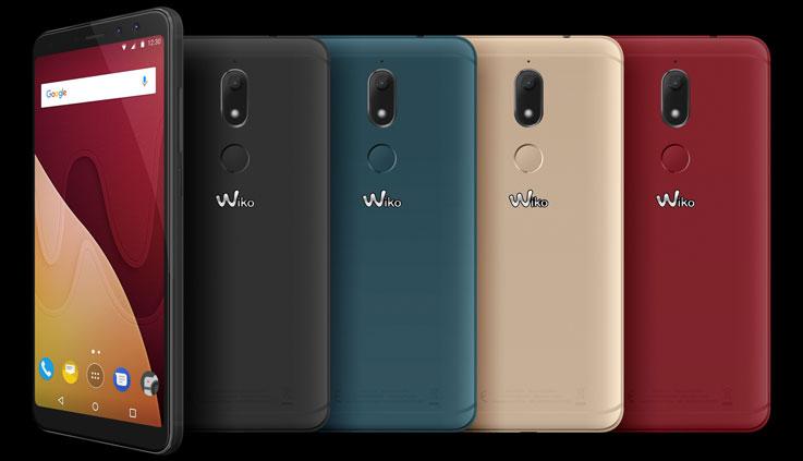 Wiko VIEW Prime nelle sue colorazioni