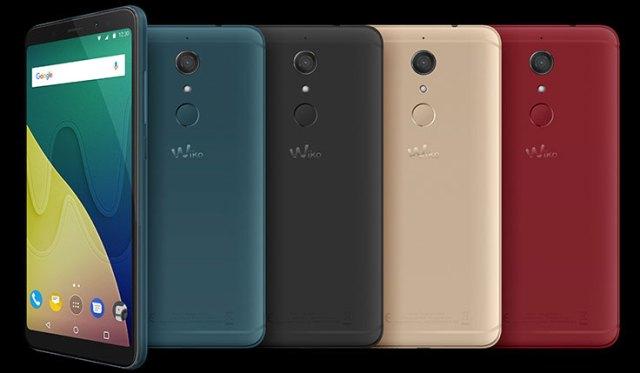 Wiko VIEW XL nelle sue colorazioni