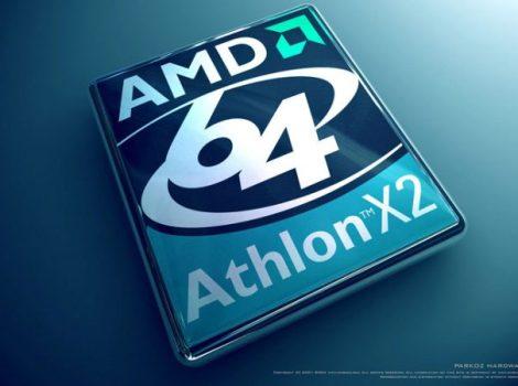Logo di AMD Athlon 64 X2