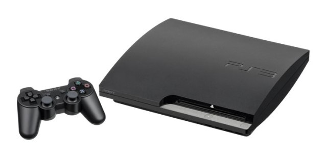 Console Sony: PS3 Slim