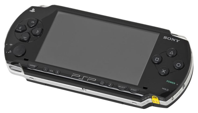 Console Sony: PSP