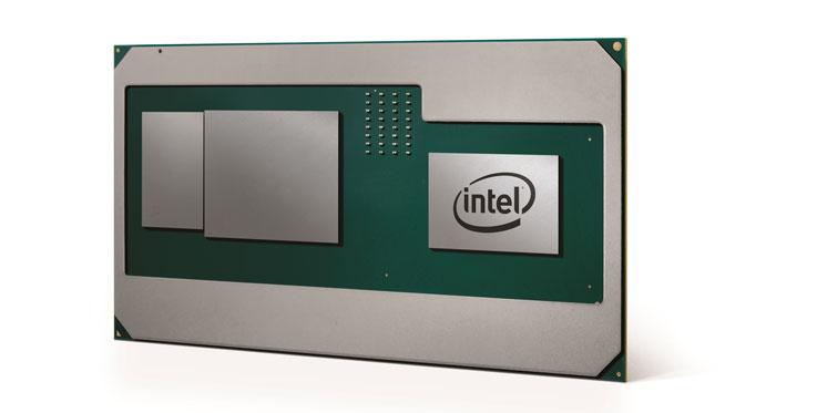 Prototipo di processore Intel Serie H