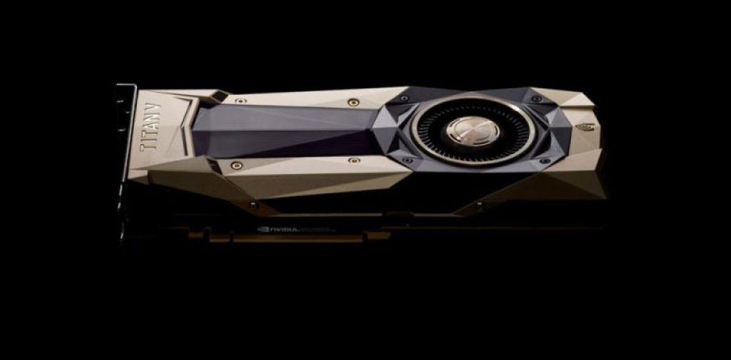 Design di Nvidia Titan V