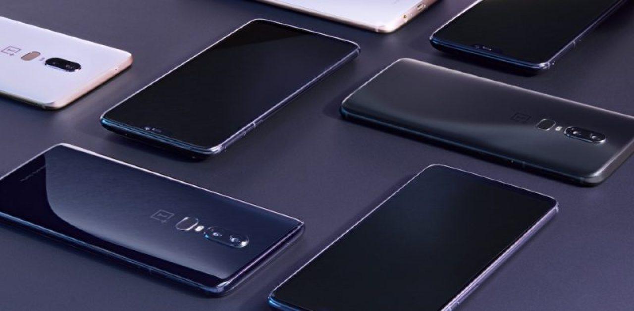Retro del OnePlus 6