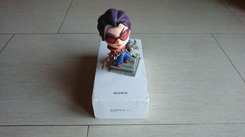 Test foto con Sony Xperia XZ Premium