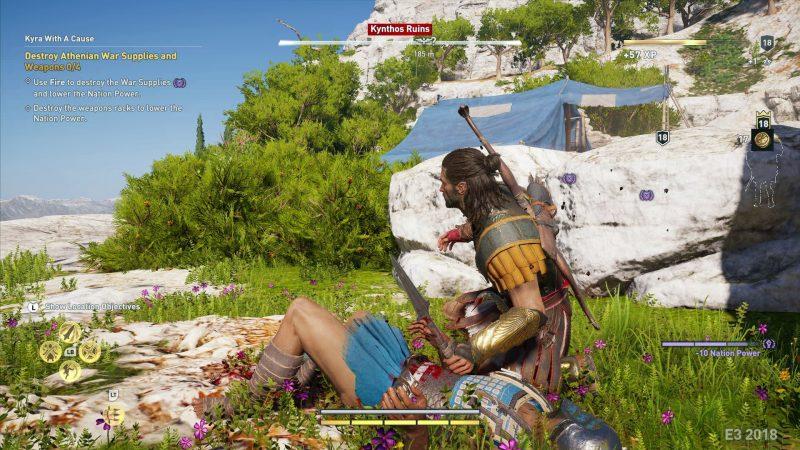 Primi screenshots di Just Cause 4 e Assassin's Creed Odyssey tramite un leak 10