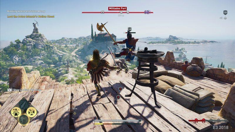 Primi screenshots di Just Cause 4 e Assassin's Creed Odyssey tramite un leak 11