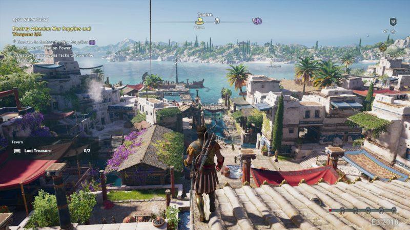 Primi screenshots di Just Cause 4 e Assassin's Creed Odyssey tramite un leak 15