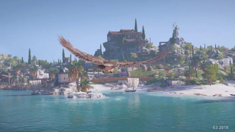 Primi screenshots di Just Cause 4 e Assassin's Creed Odyssey tramite un leak 17