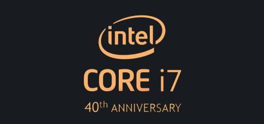 Intel Core i7-8086K, l'omaggio all'8086