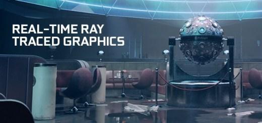 La tecnologia RTX mostrata all'E3 2018