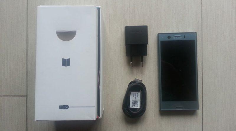 Sony Xperia XZ1 Compact: smartphone leggero e maneggevole 1