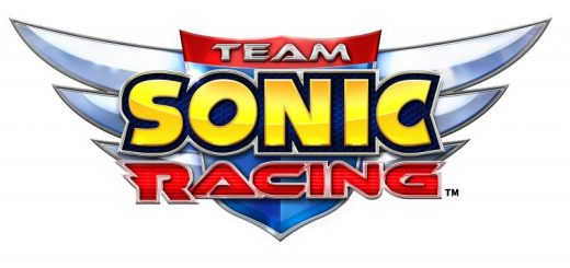 Logo di Team Sonic Racing