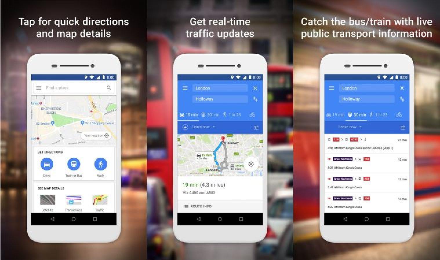 App di Google: Google Maps Go