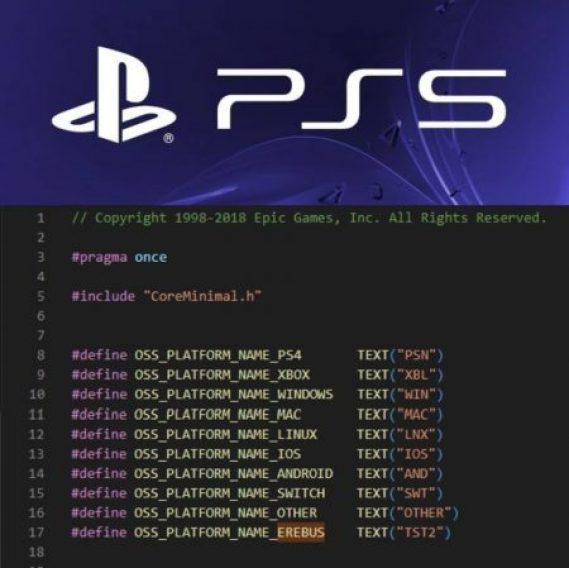 PlayStation 5: nome in codice Erebus? 1