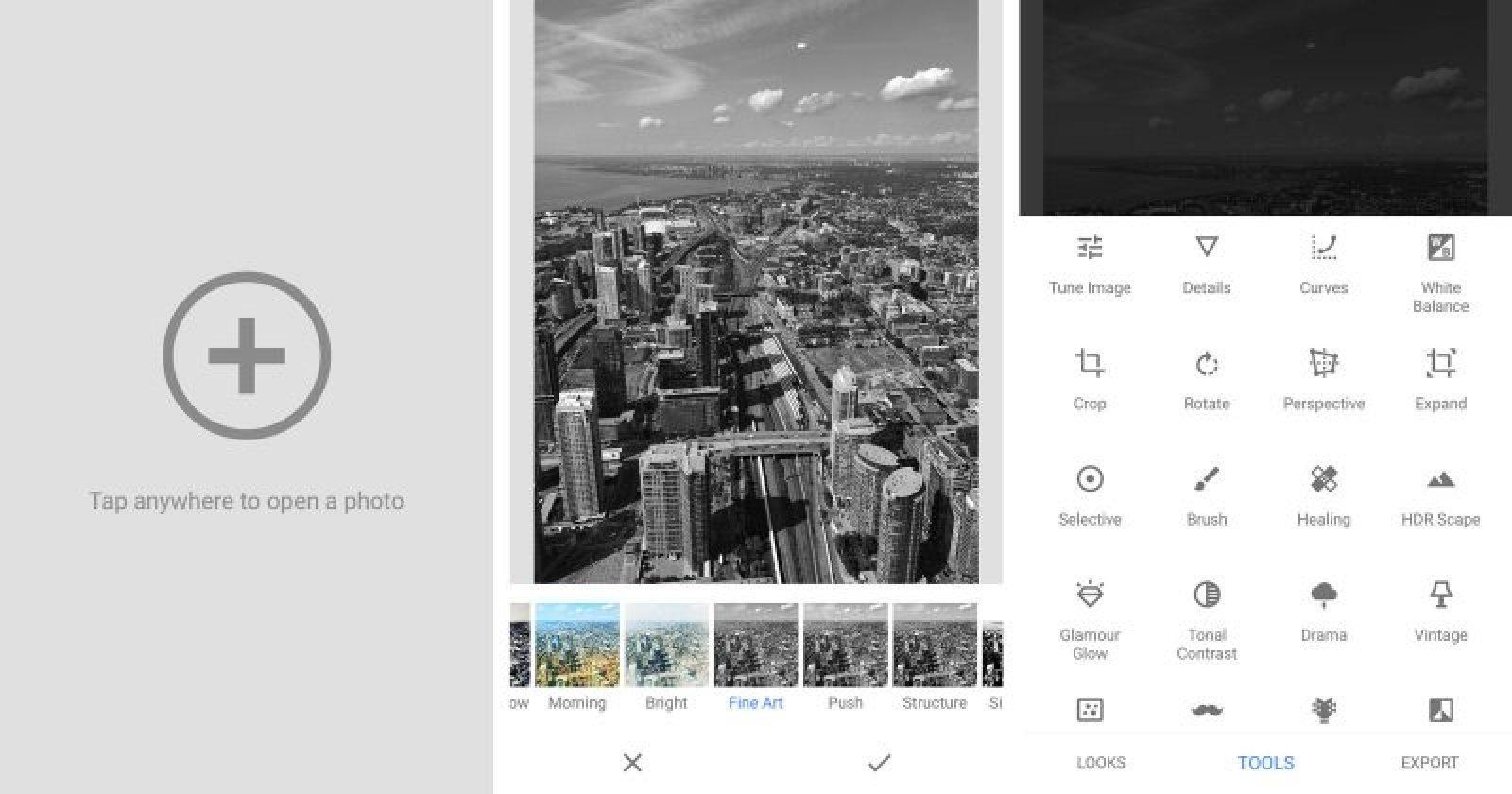 App di Google: Snapseed