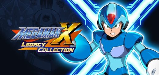 Logo Mega Man X Legacy Collection