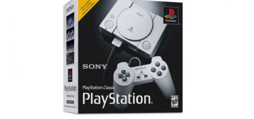 Confezione PlayStation Classic