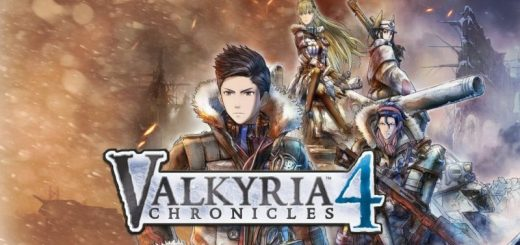 Logo Valkyria Chronicles 4