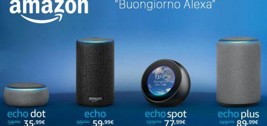 Alexa in Italia, ecco i dispositivi Amazon Echo con l'assistente vocale 2