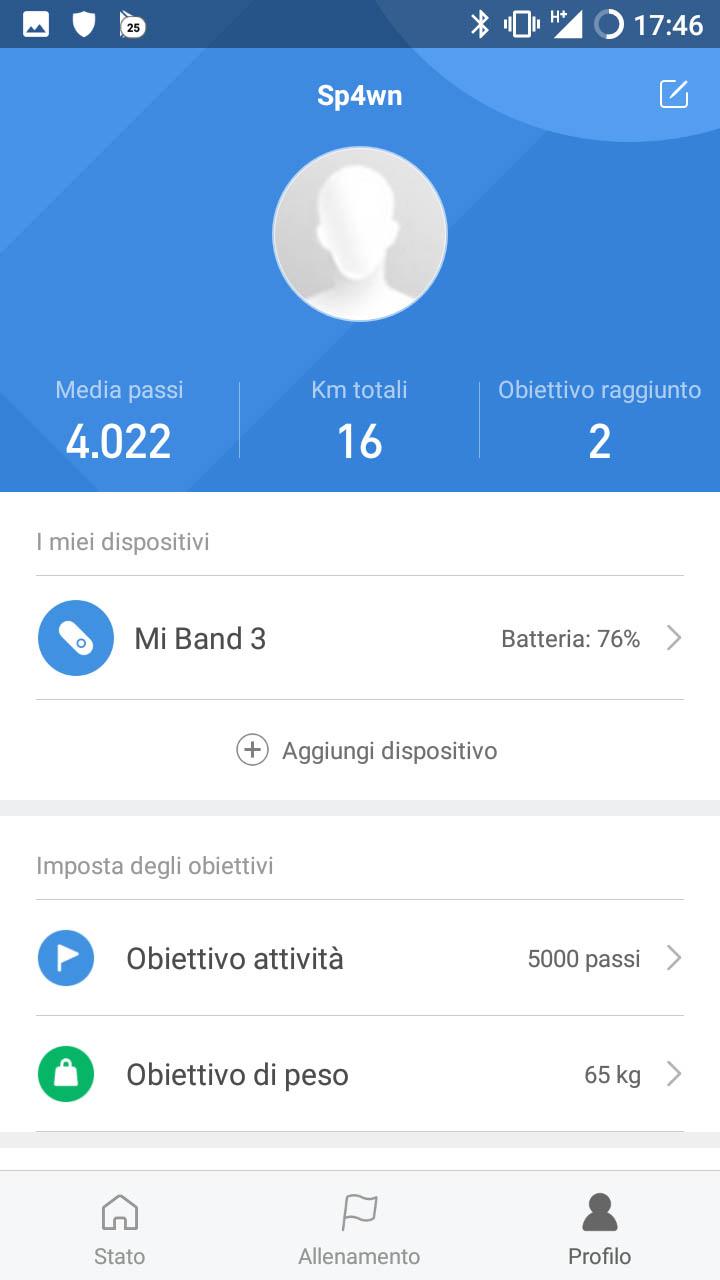 Recensione Mi Band 3, activity tracker economico con sensore del battito cardiaco 8