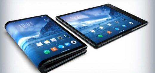 FlexPai, lo smartphone pieghevole