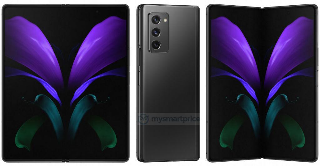 Galaxy Z Fold 2: trapelato il design e le possibili specifiche tecniche 1