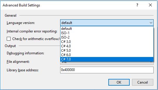 Visual Studio Reactjs Typescript: New C Sharp 7 Features In Action: Migrate Existing .NET 4