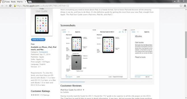 Apple leaks iPad mini 3 and iPad Air 2 details