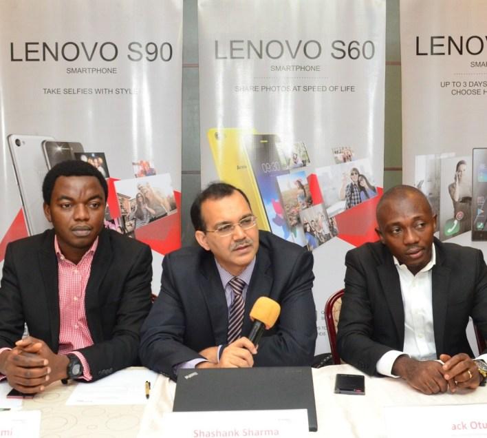 Lenovo CEO westafrica
