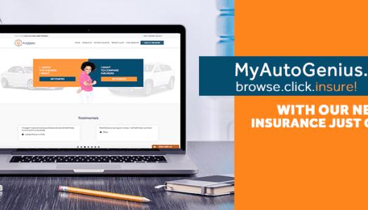 AutoGenius unveils it's re-designed website