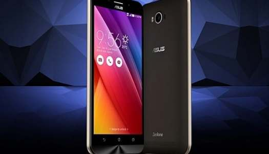 ASUS ZenFone Max with 5,000mAh battery