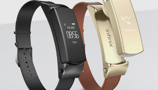 Introducing: X-band, a Smart Bracelet and DNC Headphones, by Infinix