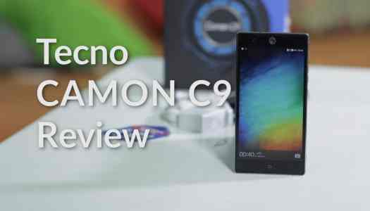 TECNO Camon C9 review – all you need to know
