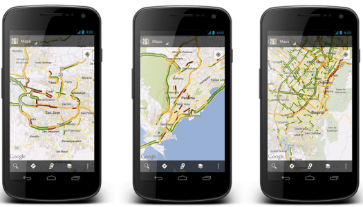 Google Map update helps navigate with ease and outsmart traffic.