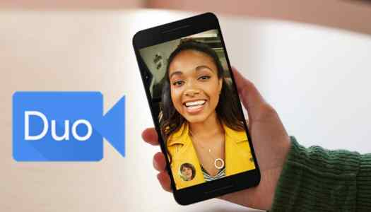 How Google's New Video Chat App, DUO Works